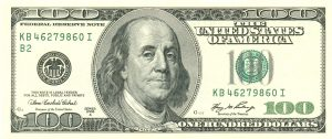 dolar USA BENJAMIN